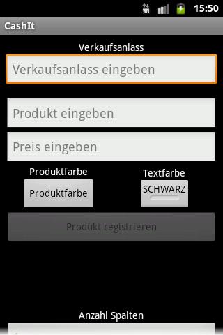Free CashIt - die mobile Kasse