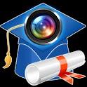 Graduation Camera logo
