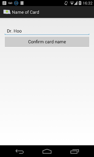 【免費生產應用App】Card Wallet-APP點子
