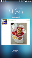 Screenshot of NiLS Android Lollipop Theme