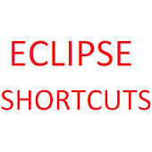 102 Eclipse Shortcut Reference