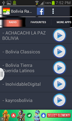 Bolivia Radio News
