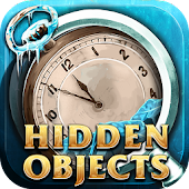 Hidden Objects -Frozen in Time