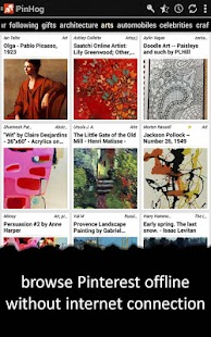 PinHog for Pinterest - screenshot thumbnail