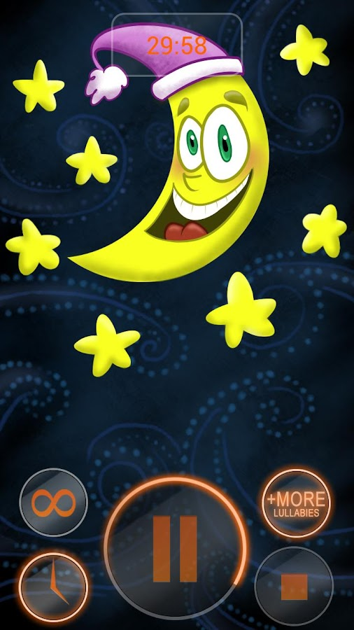 Baby Sleep Lullabies Free - screenshot