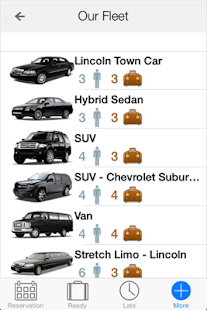 LIMO ON DEMAND- screenshot thumbnail