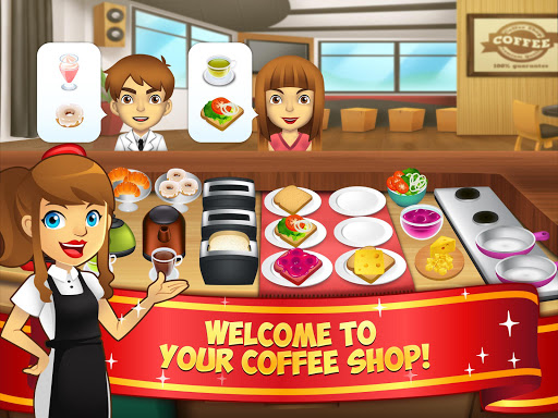 My Coffee Shop - Coffeehouse Management Game 1.0.25 screenshots 6