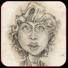 Caricatura icon