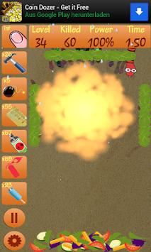 Stop the Worms! apk screenshot