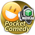Pocket Comedy Sounds Ringtones icon
