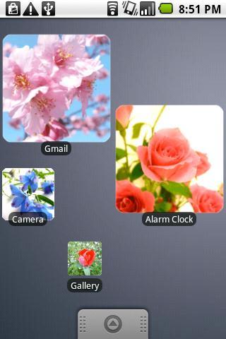 DVR:Flower Pack 1.0 Windows u7528 1