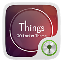 Things GO Locker Theme icon