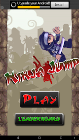 Ninja Jump Apk Download Free for PC, smart TV
