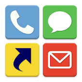 Speed dial of Phone/Mail/SMS