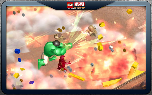 LEGO ® Marvel Super Heroes  screenshots 17