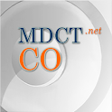 MDCT Cardiac Output Calculator logo