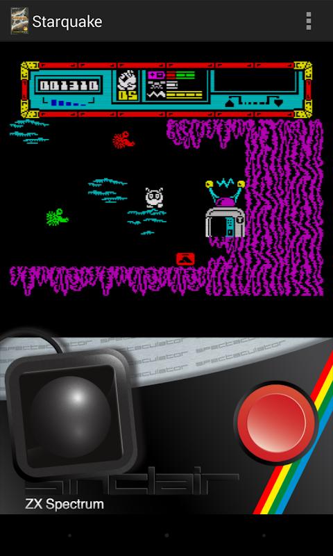Spectaculator, ZX Emulator APK 2 1 1 Download - Free Games APK Download