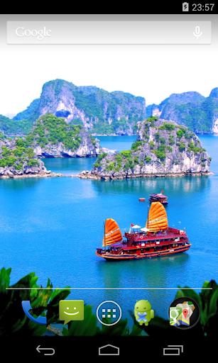 【免費個人化App】Magic Flag: Vietnam-APP點子