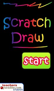Scratch Draw Art Game - screenshot thumbnail