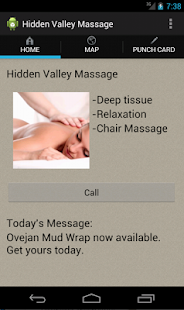 Hidden Valley Massage- screenshot thumbnail