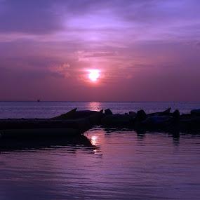 Something I have never known before by Diadjeng Laraswati H - Landscapes Sunsets & Sunrises ( tidung,  )