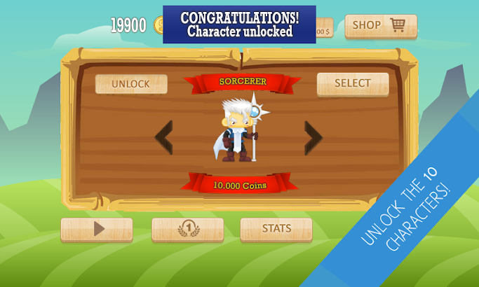 Running Heroes- screenshot thumbnail