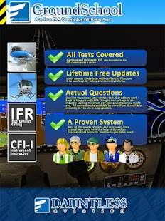 FAA IFR Instrument Rating Prep- screenshot thumbnail