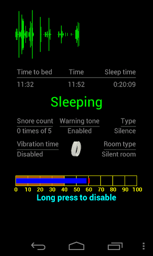 Stop snoring for wearables  screenshots 6