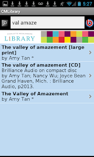 Charlotte Mecklenburg Library- screenshot thumbnail