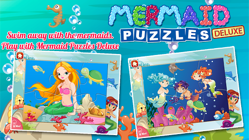 Mermaid Jigsaw Puzzles Deluxe