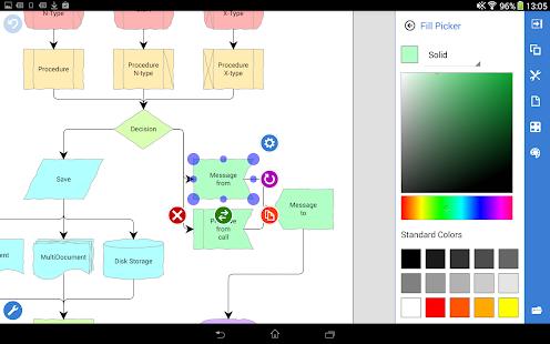 Grapholite Diagrams Demo - screenshot thumbnail