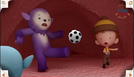 無料媒体与影片Appの湖の怪獣 - 童話|記事Game