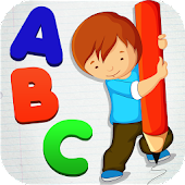Alphabet Tracing For Kids
