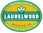 Logo for Laurelwood Brewing