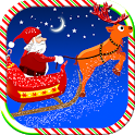 Santa Infinite Fun-Santa Run icon