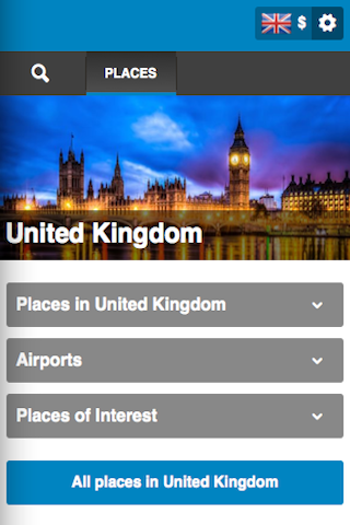 United Kingdom Hotels Booking