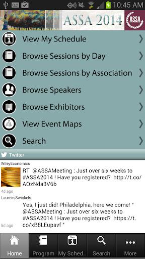 ASSA 2014 Annual Meeting