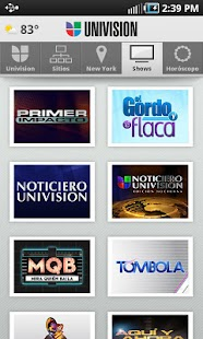 Univision - screenshot thumbnail