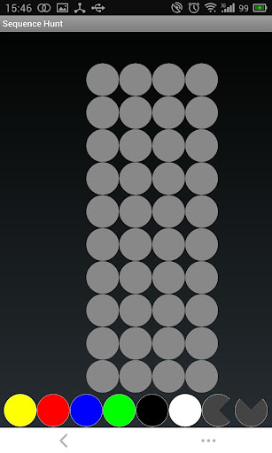 Buddyman Sequence Decode