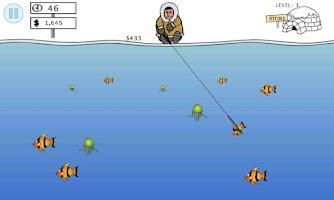Screenshot of Ice Water Fishing