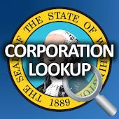 WA State Corporations Lookup