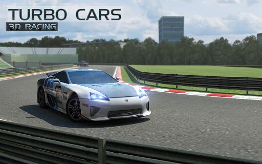 高速のカーレースゲーム