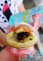 羅東五結碳烤燒餅店