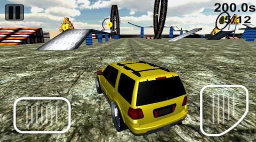 4x4 Offroad Stunts 3D