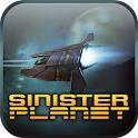 Sinister Planet Xperia Play logo