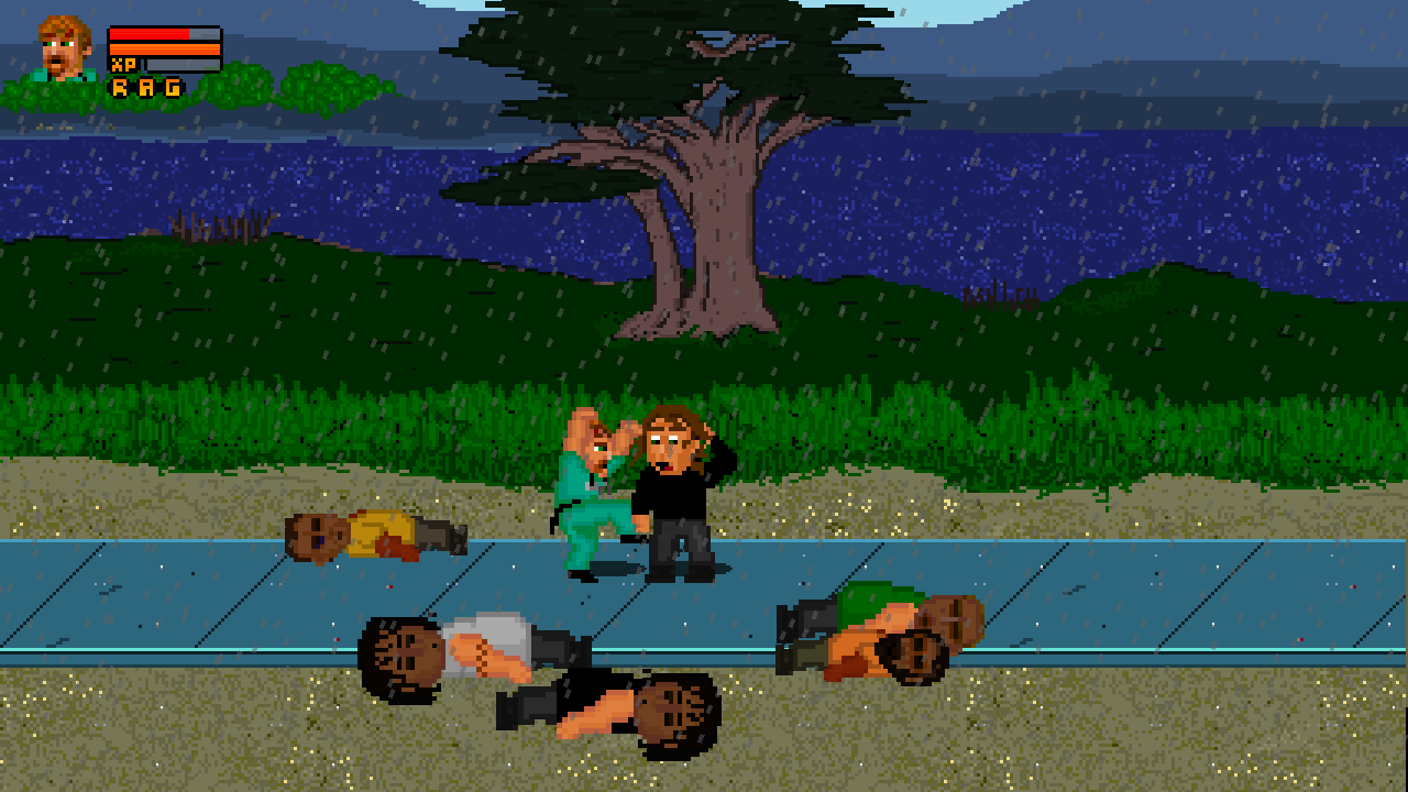 Fist Puncher- screenshot