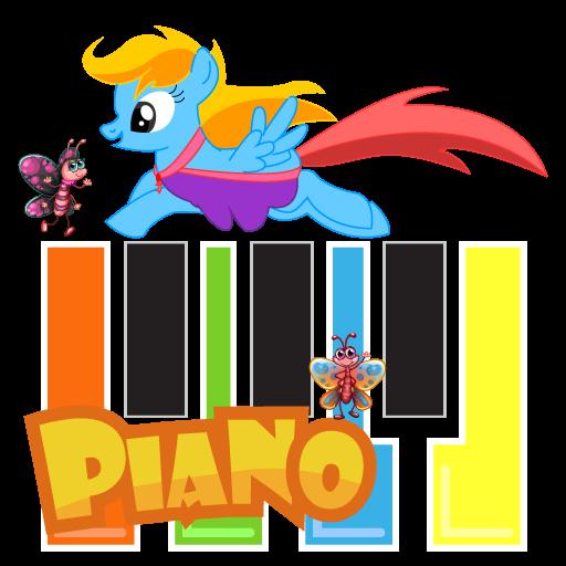 Pony Princess Piano
