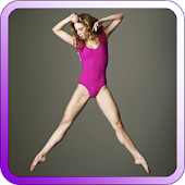 Gymnastic Women Beautiful Pics