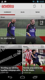 Arseblog (Official)- screenshot thumbnail