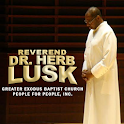 Reverend Dr. Herb H. Lusk, II